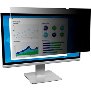 "3M PF20.1W Privacy Screen Filter - 20"" LCD"