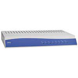 Adtran Total Access 908 Integrated Services Router - 1 x T1/FT1 WAN, 1 x DSX-1 , 1 x 10/100Base-TX WAN, 8 x FXS