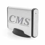 CMS Products ABSplus 1 TB External Hard Drive - 1 Pack - USB 2.0, eSATA - 7200 rpm - 16 MB Buffer