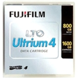 Fujifilm LTO Ultrium 4 Data Cartridge - LTO Ultrium LTO-4 - 800GB (Native) / 1.6TB (Compressed) - 1 Pack