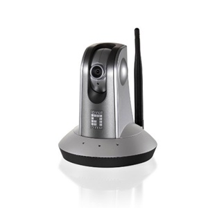 LevelOne WCS-2060 Wireless G P/T IP Network Camera - Wireless, Cable - Wi-Fi - Fast Ethernet