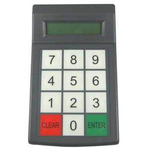 Genovation 904-RJ MiniTerm Keypad - USB, Serial - 12 Keys