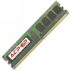 AddOn - Memory Upgrades FACTORY ORIGINAL 4GB KIT 2X2G DDR2-400MHz RDIMM - 400MHz DDR2-400/PC2-3200 - Registered - 240-pin DIMM
