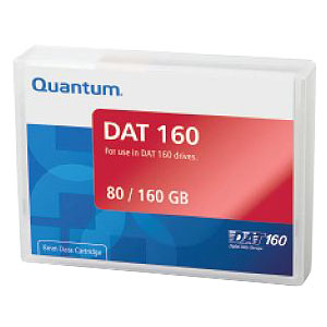 Quantum MR-D6MQN-01 DAT 160 Tape Cartridge - DAT DAT 160 - 80GB (Native) / 160GB (Compressed)