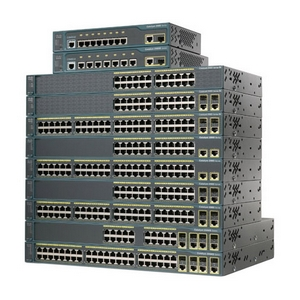 Cisco Catalyst 2960-48TC Managed Ethernet Switch - 48 x 10/100Base-TX, 2 x 10/100/1000Base-T