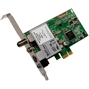 Hauppauge 1187 WinTV-HVR-1250 Hybrid TV Tuner - PCI Express x1 - ATSC - White Box