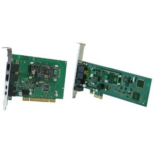 Multi-Tech MultiModem ZPX MT9234ZPX-UPCI Data Fax Modem - PCI - 2 x RJ-11 Phone Line - 56 Kbps