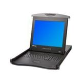 Raritan 17&quot; T1700 LCD KVM Drawer - 1 Computer(s) - 17&quot; Active Matrix TFT LCD - 1U Height
