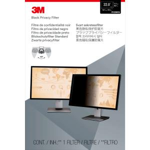 "3M PF22.0W Privacy Screen Filter - 22"" LCD"
