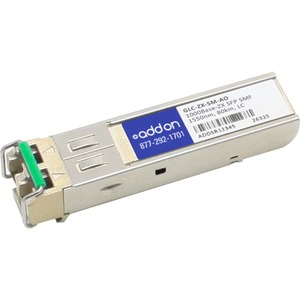 AddOn - Network Upgrades Cisco GLC-ZX-SM Compatible 1-Port 1000Base-ZX SFP - 1 x 1000Base-ZX