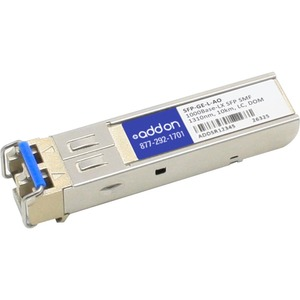 AddOn - Network Upgrades Cisco SFP-GE-L Compatible 1000Base-LX/LH SFP Module - 1 x 1000Base-LX/LH