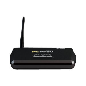 KWorld KW-SA240 TV Wireless PC to TV High Res Wireless PC To TV Converter