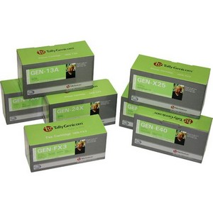 Tallygenicom Yellow Toner Cartridge - Laser - 4000 Page - Yellow