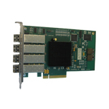 Atto CTFC-84EN-000 Fibre Channel Host Bus Adapter - 4 x LC - PCI Express 2.0 - 8Gbps