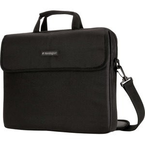 "Kensington Simply Portable 10 62562 15.4"" Classic Sleeve - Nylon - Black"