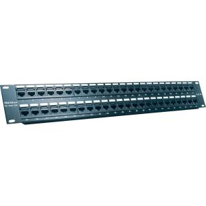 TRENDnet 48-Port Cat5e Network Unshielded Patch Panel - 48 x RJ-45