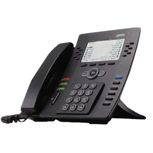 Adtran IP 712 IP Phone - Headset, 2 x 10/100Base-TX - 12Phoneline(s) - Programmable - Desktop