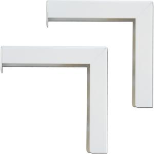 Elite Screens 6&quot; L Bracket - White