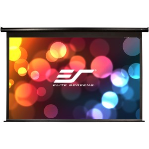 "Elite Screens VMAX2 Electric Projection Screen - 63"" x 84"" - 92"" Diagonal"