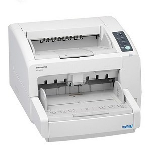 Panasonic KV S4085CW Sheetfed Scanner   24 bit Color   8