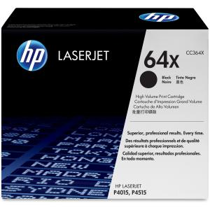 HP Black Toner Cartridge - Black - Laser - 24000 Page