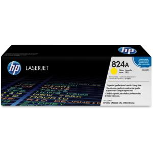 HP Yellow Toner Cartridge - Yellow - Laser - 21000 Page