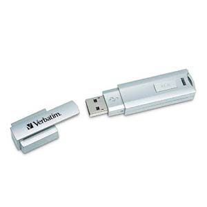 Verbatim Store 'n' Go Corporate Secure 96713 4 GB USB 2.0 Flash Drive