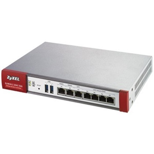 Zyxel ZyWALL USG 200 Security Appliance - 1 x 10/100/1000Base-T DMZ, 3 x 10/100/1000Base-T LAN, 2 x 10/100/1000Base-T WAN - 1 x PC Card