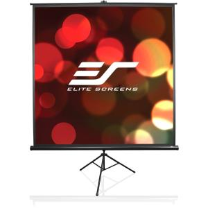 "Elite Screens VMAX2 Electric Projection Screen - 49"" x 87"" - Matte White - 100"" Diagonal"