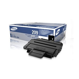 Samsung Standard Black Toner Cartridge - Black - Laser - 2000 Page