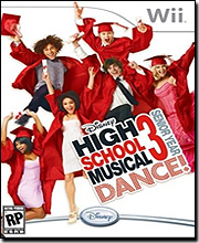 Disney High School Musical 3: Senior Year (Nintendo Wii)