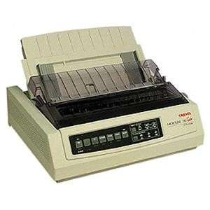 Oki MICROLINE 391 Turbo Dot Matrix Printer - 24-pin - 390 cps Mono - 360 x 360 dpi - Parallel, USB