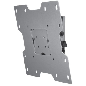 "Peerless SmartMount Tilt Wall Mount - For Flat Panel Display - 10"" to 40"" Screen Support - 115 lb Load Capacity - Steel - Black"