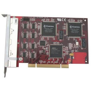 Comtrol RocketPort Universal PCI 8J Serial Adapter - 8 x RJ-11 Female RS-232 Serial