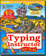 Typing Instructor for Kids 4