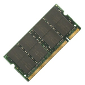 AddOn - Memory Upgrades 1GB DDR-333Mhz/PC2700 200-Pin SODIMM F/LAPTOPS - 333MHz DDR333/PC2700 - Non-ECCCL2.5 - 200-pin