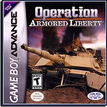 Operation - Armored Liberty (GBA)