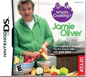 Image of What's Cooking? With Jamie Oliver (Nintendo DS)