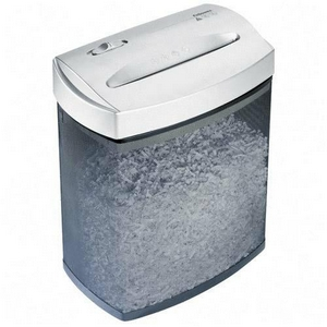 Fellowes Powershred P70CM Cross-Cut Shredder - Cross Cut - 7 Per Pass - 4.50 gal Waste Capacity