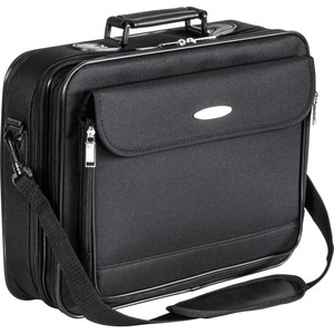 TRENDnet Laptop PC Carrying Case - Clamshell - Black