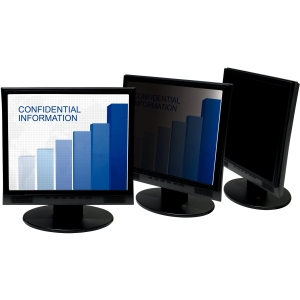 "3M Framed Desktop Privacy Computer Filter (5:4) - 15"" to 18"" LCD"