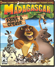 Madagascar Paint & Create