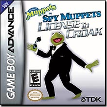 Spy Muppets: License to Croak (GBA)