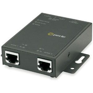 Perle IOLAN SDS2 2-Port Device Server EIA/232/422/485 RJ45 10/100 - 2 x RJ-45 Serial, 1 x RJ-45 10/100Base-TX Network