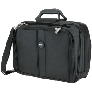 Kensington Contour K62220 Carrying Case (Sleeve) for 15&quot; Notebook - Black - Abrasion Resistant, Tear Resistant, Puncture Resistant - Ballistic Nylon