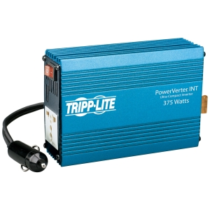 Tripp Lite PowerVerter PVINT375 Power Inverter - 12V DC - 230V AC - Continuous Power:375W