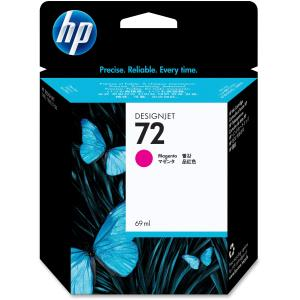 HP 72 Magenta Ink Cartridge - Magenta - Inkjet - 1 Each