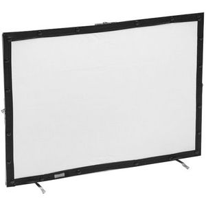 "Da-Lite Fast-Fold Mini-Fold Portable Projection Screen - 21"" x 30"" - 36.61"" Diagonal"