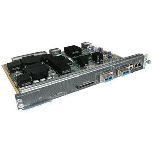 Cisco Supervisor Engine 6-E - 1 x 10/100/1000Base-T Uplink - 2 x X2 , 1 x Compact Flash Port