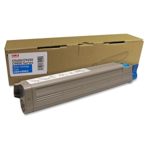 Oki TYPE C7 Cyan Toner Cartridge - Cyan - Laser - 16500 Page - 1 Each